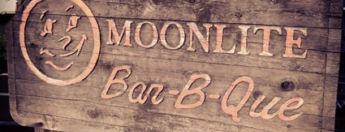 Moonlite Bar-B-Q Inn is one of Food Paradise.