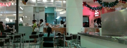 Food Hall is one of The Mall Bangkae.