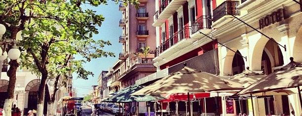 Los Portales is one of Top 10 favorites places in Veracruz, Mexico.