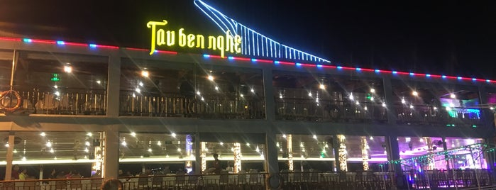 Tau Ben Nghe is one of du lịch - lịch sử.