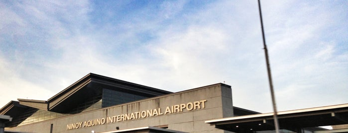 Ninoy Aquino International Airport (MNL) Terminal 3 is one of Places I've been to....