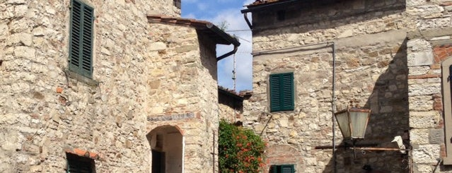 Radda in Chianti is one of Best of Tuscany, Italy.