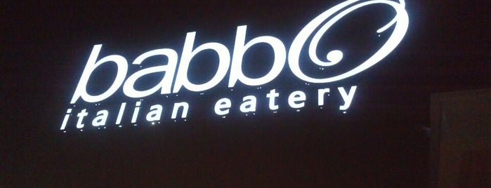 Babbo Italian Eatery is one of Phoenix.