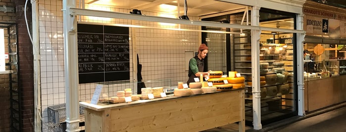 Alte Milch is one of Food in Berlin.