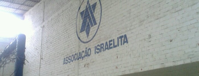Associação Israelita Hebraica is one of Favorites.