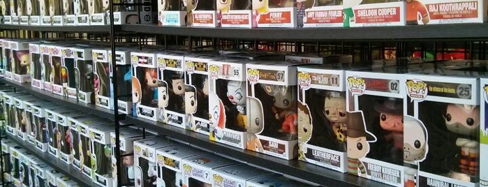 toy wars is one of Pendleton.