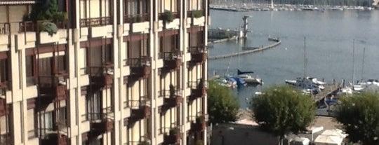 Grand Hotel Kempinski is one of Geneva.