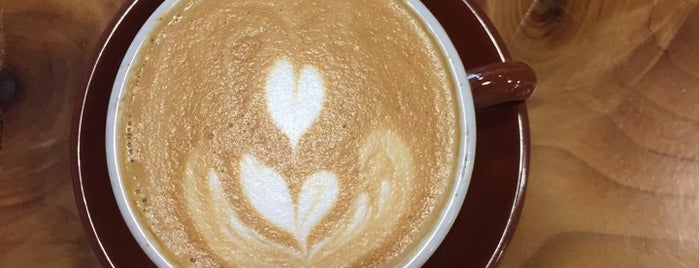 Hearth Coffee Roasters is one of SF Coffee.