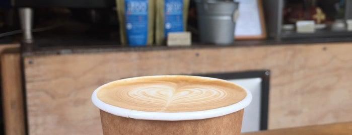 Blue Bottle Coffee is one of SF Coffee.