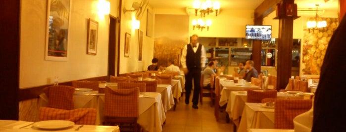 Rei do Bacalhau is one of Restaurante.