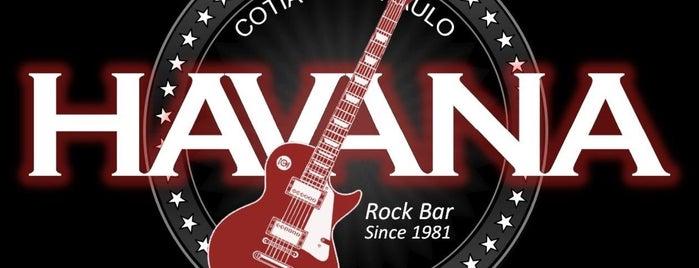 Havana Rock Bar is one of Top 10 favorites places in São Paulo, Brasil.