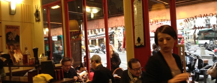 Le Comptoir du Relais is one of Paris - best spots! - Peter's Fav's.