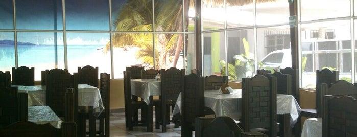 Restaurant Yahani is one of A donde ir a tragar!!.