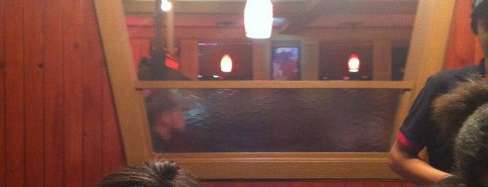 Pizza Hut is one of Elberton.