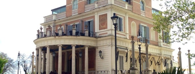 Casina Valadier is one of ♥Rome♥.