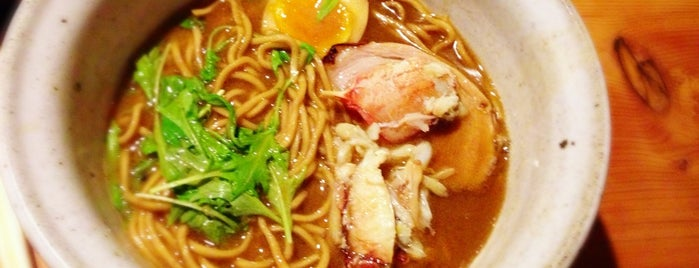 Ramen Shop is one of SF Eats to Try.