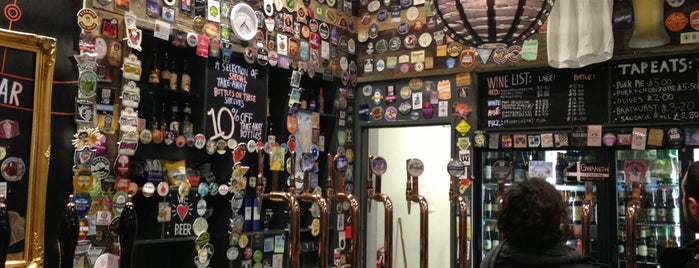 Tap East is one of Pubs - Brewpubs & Breweries.