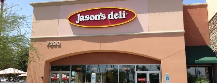 Jason's Deli is one of places I go.