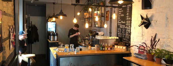 RIGHT Coffee Bar is one of Kiev.