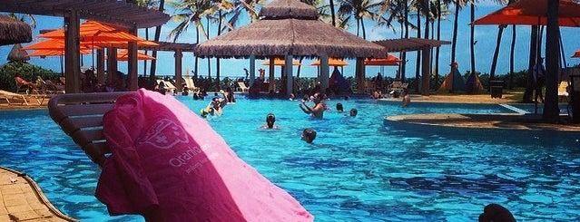 Suites Beach Park Resort is one of Pousadas de Charme no Ceará.