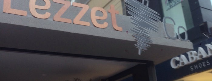 Lezzet Co. Döner is one of Istanbul 2015.