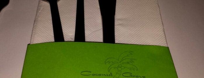 coconut grove is one of Fine Dining in & around Brisbane & Sunshine Coast.