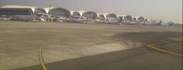 Sultan Hasanuddin International Airport (UPG) is one of Indonesia's Airport - 1st List..