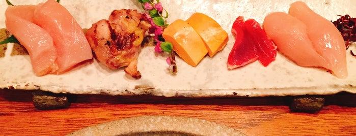 鶏一途 is one of 神戸で食べる.