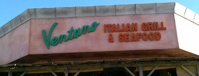 Ventano Italian Grill & Seafood is one of Places to Eat.