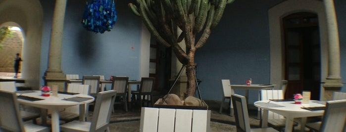 Hotel Azul is one of Tesoros de México.