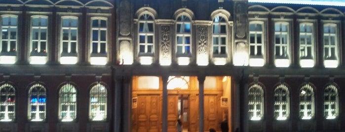 Türkiye İş Bankası Müzesi is one of YLZ Chef.