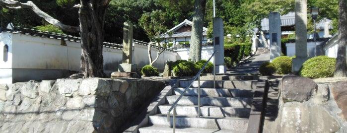鶴林山 大昌寺 is one of 中世・近世の史跡.