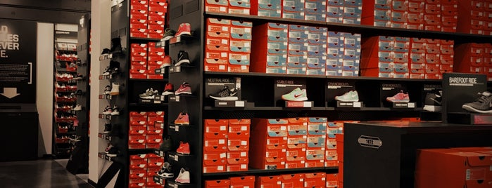 Nike Factory Store is one of München.