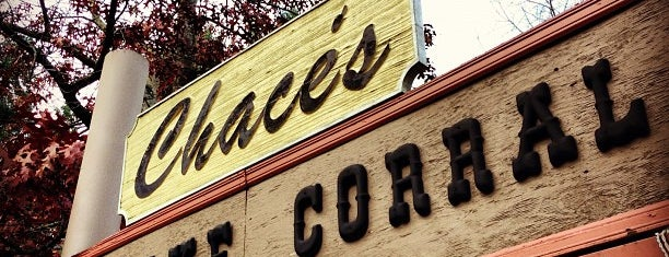 Chace's Pancake Corral is one of Food Worth Stopping For.