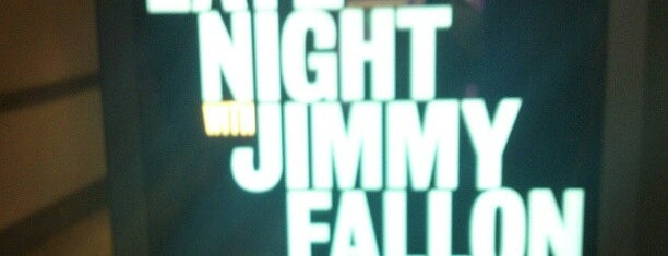Late Night with Jimmy Fallon is one of Free/dirt cheap NYC places to take out-of-towners.