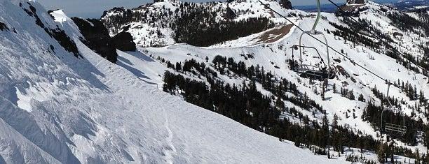 Kirkwood Mountain Resort is one of Top Ski Areas in Tahoe.