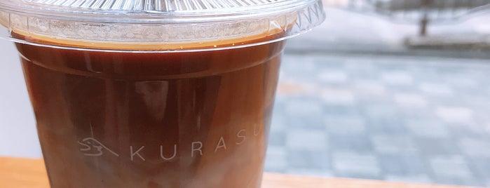 Kurasu is one of To drink Japan.