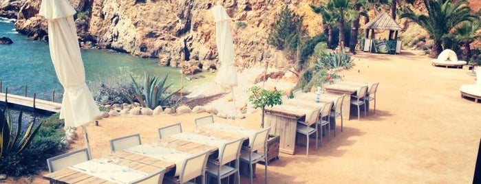 Amante Beach Club Ibiza is one of Ibiza.