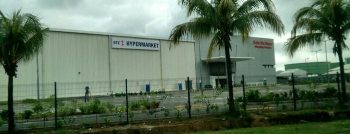 STC Supermarket is one of Places in Seychelles.