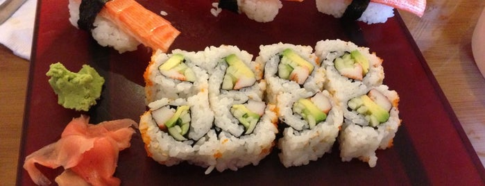 Ben Gui Sushi is one of Roanoke Restaurants I recommend.