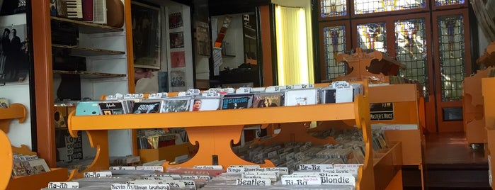 Record Mania is one of Vinyl shops.