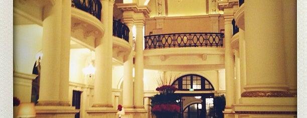 Waldorf Astoria Shanghai on the Bund is one of Shanghai.