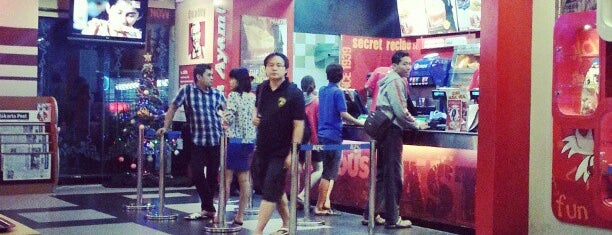 KFC & KFC Coffee is one of Must-visit Food in Yogyakarta.