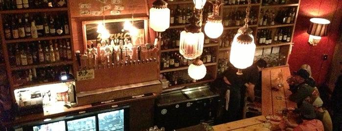 Dive/Neighborhood bars