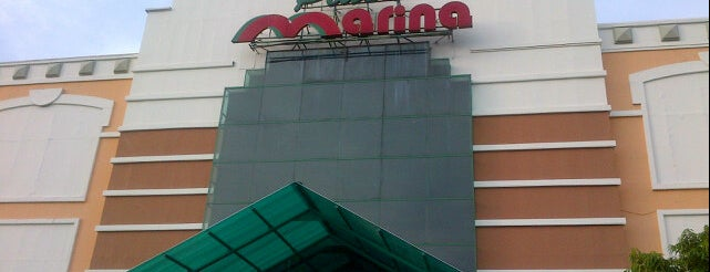 Plasa Marina is one of The Malls (you-must-visit-here).