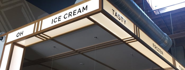 Salt & Straw is one of The 15 Best Ice Cream Shops in Los Angeles.