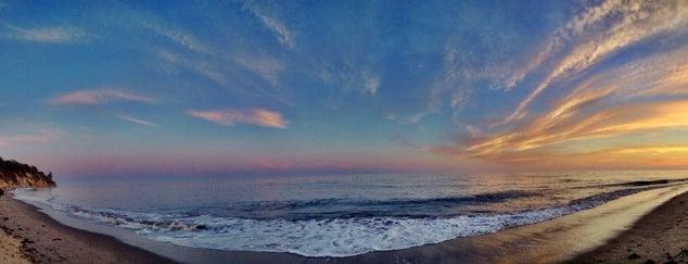 Arroyo Burro Beach is one of California..