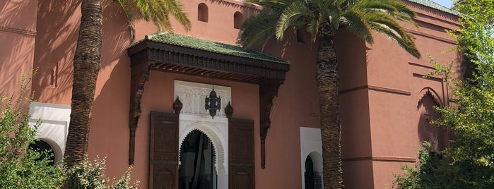 Royal Mansour, Marrakech is one of Hotels.