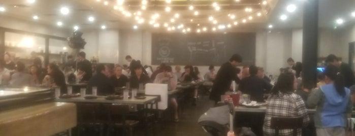 Sō Korean BBQ is one of Food/Drink Favorites: DC & Northern Virginia.