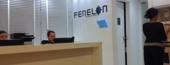 Fenelon Radiologia Odontológica is one of Saúde.